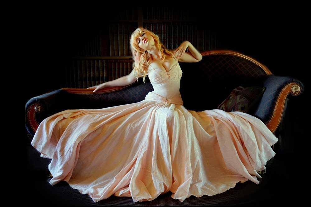 Dainty Rascall Hemp Silk Dress