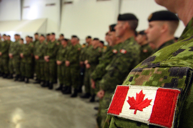 Canadian veterans participate in study about treating PTSD with cannabis