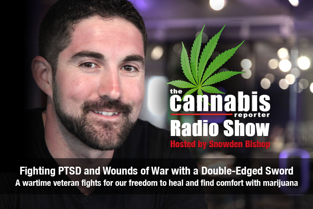 Veteran Dan Schmink on Fighting PTSD & Wounds of War with a Double-Edged Sword