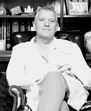 George Anastassov, MD, DDS, EMBA