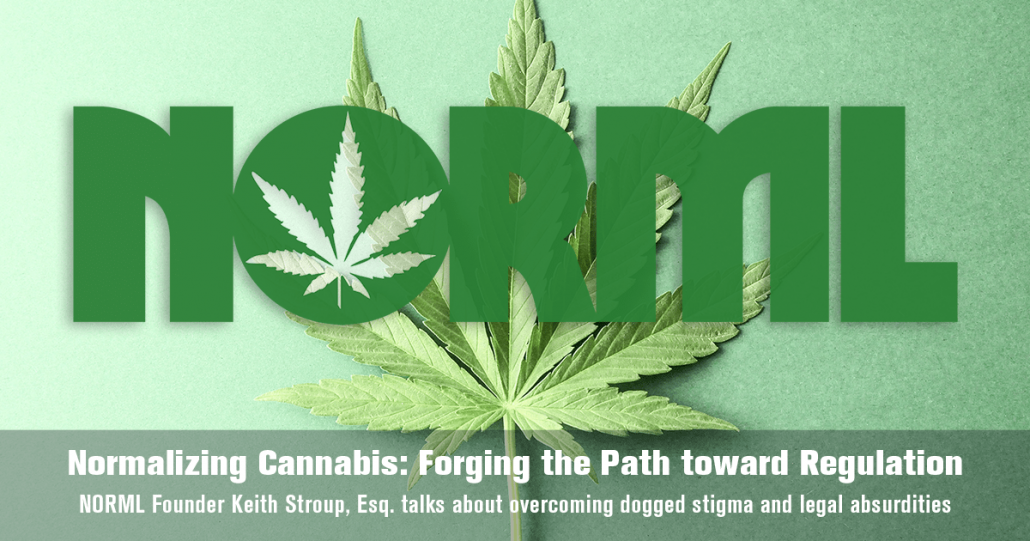 NORML normalizing cannabis