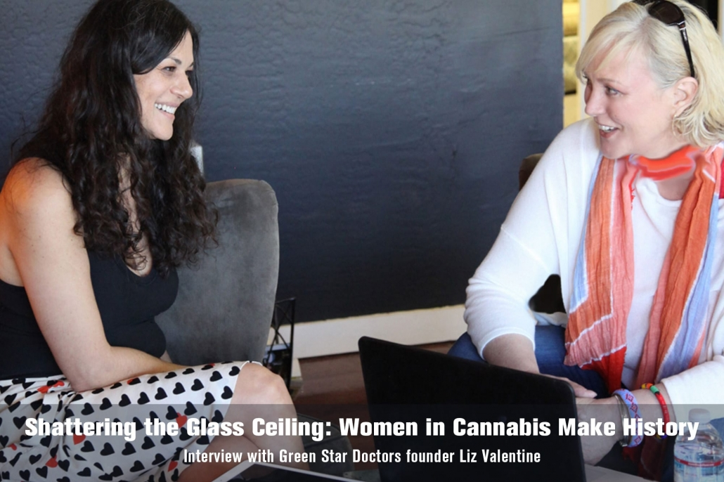 Green Doctors owner Liz Valentine explains how women in cannabis are rising above the oppressive stigma and leading the paradigm shift