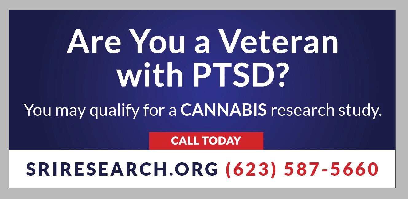 Are you a veteran with PTSD?