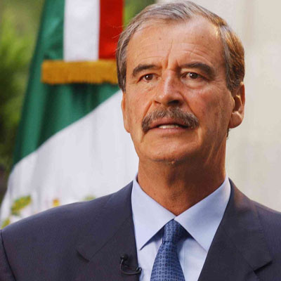 Vicente Fox Former President of Mexico