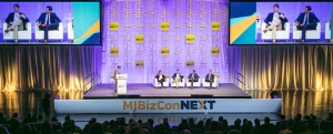 MJBizConNEXTis where cannabis businessexecutives, cultivators, extractors andinnovatorsgetaforward looking view into what's NEXT in the industry May 21-23 2019 New Orleans