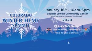 Colorado Winter Hemp Summit