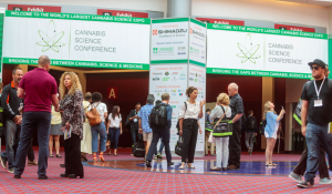 Cannabis Science Conference is the world's largest and fastest growing cannabis science event.